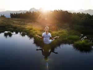 meditation vacation