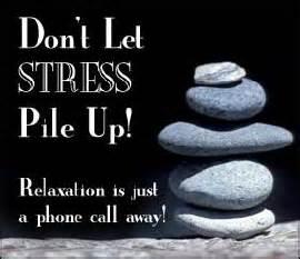stress build up